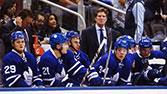 LEAFS LINE-UP ON OVERDRIVE