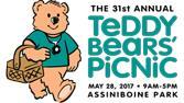 TEDDY BEARS' PICNIC- ASSINIBOINE PARK (MAY 28th, 2017)