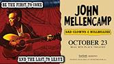 JOHN MELLENCAMP (OCT 23)