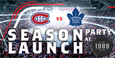 WIN YOUR WAY INTO TSN 690'S MONTREAL CANADIENS SEASON LAUNCH PARTY