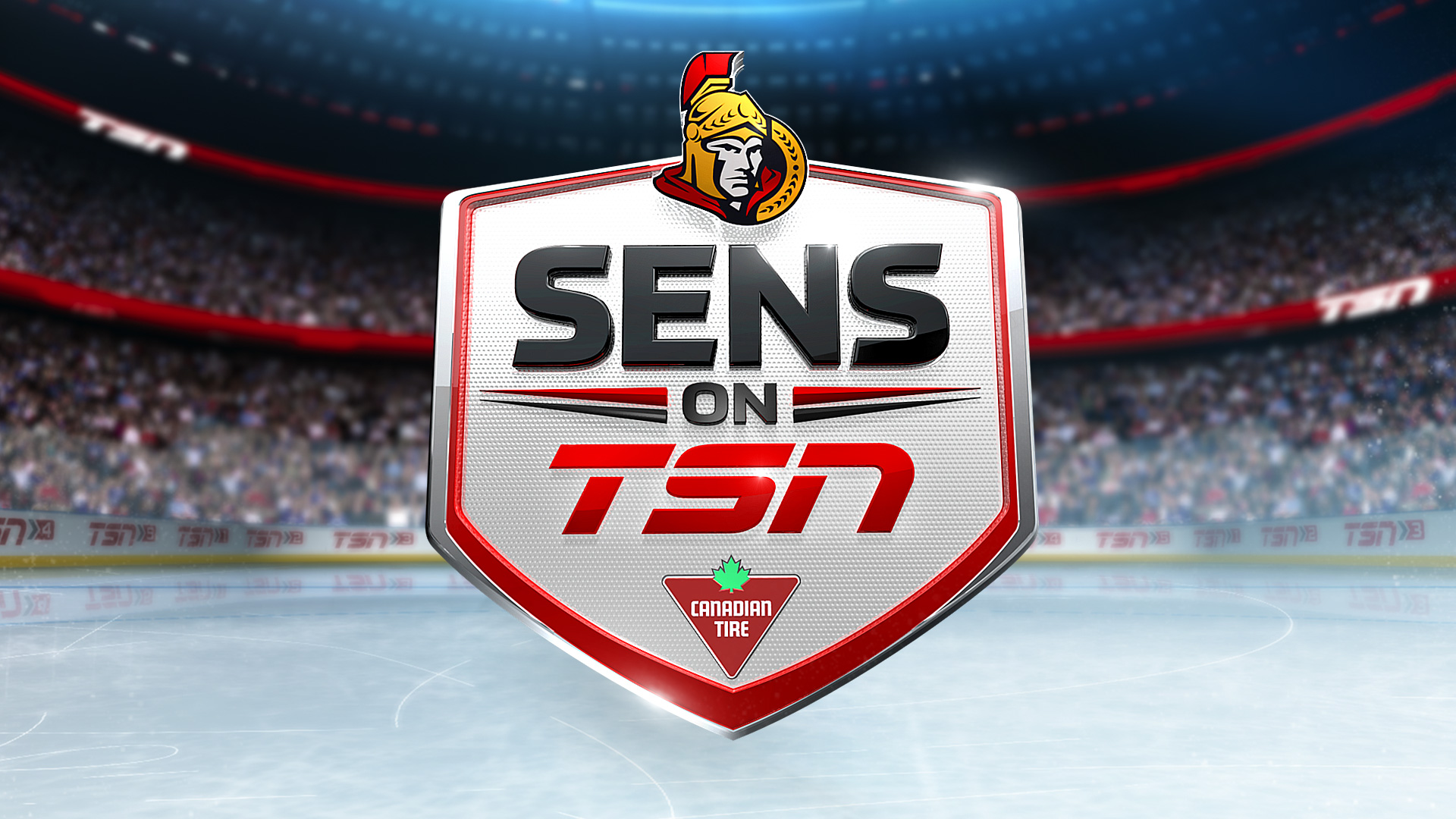 Canadian Tire Senators Hockey on TSN